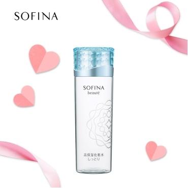 """新春宠爱美肌,SOFINA 苏菲娜用""""芯""""说爱你"""