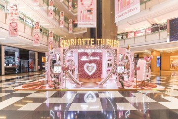 CHARLOTTE TILBURY携手符龙飞与天猫国际 共庆CT天猫超级品牌日盛大启幕